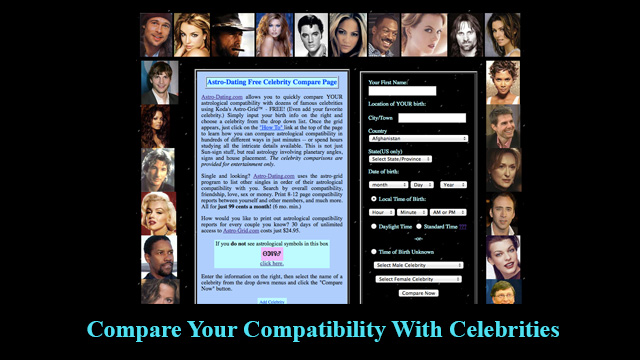 from Jonah astrological compatibility dating site